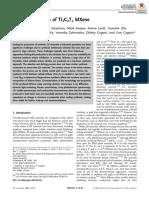 Scalable Synthesis of Ti3C2Tx MXene.pdf