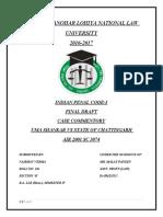 IPC 1 FINAL DRAFT