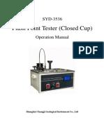 e SYD-261 PMCC LCD voltage