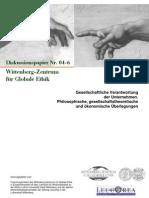 Homann (2004b) Gesellschaftliche Verantwortung Unternehmen DD-04-6
