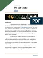 Prarambhik Syllabus for Tabla.pdf