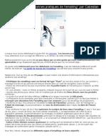 Livre gratuit Les bonnes pratiques de l'emailing par Cabestan