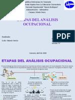 etapas del analisis ocupacional