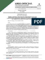 Decreto número 58, de 2019.- MINISTERIO DE SALUD. Modifica decreto Nº 466, de 1984, que aprueba Reglamento de farmacias, droguerías, almacenes farmacéuticos, botiquines y depósitos autorizados, en materia de comercio electrónico de medicamentos.