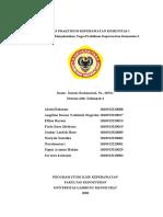 LAPORAN PRAKTIKUM KEPERAWATAN KOMUNITAS I fix (kelompok 4)(1).docx