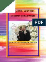 Emanuele Locatelli La Nostra Storia D'Amore Diario Di Una Coppia Omosessuale
