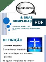DIABETES E SUAS CONSEQUÊNCIAS