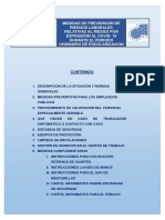 2020 Mayo Medidas de Prevención Centros Educativos