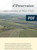 Tales of Preservation Booklet