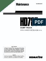 HD785 O &M manual.pdf