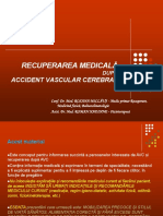 Material Informativ Recuperare Dupa Accident Cerebral Vascular