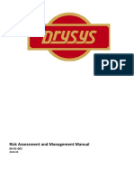 E6-01-001 Risk Assessment and Management Manual