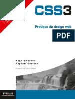 CSS3 _ Pratique du design web-Eyrolles (2015)