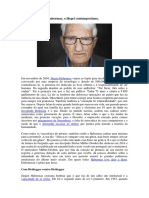 Uma Biografia de Habermas