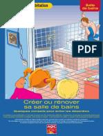 Créer ou rénover sa salle de bains