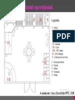 Planul operational  DUMITRITA MTC-338