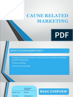 Cause Related Marketing.ppt