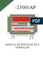 2500AP - configurada