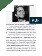 Biografia de Malcom X