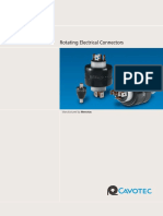 Rotating Electrical Connectors catalogue