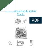 etude textile 2017