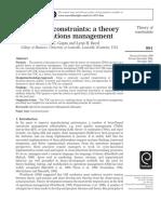 gupta2008 Theory of Constraints