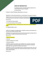 EXAMEN CORREGIDO DE PROSPECTIVA