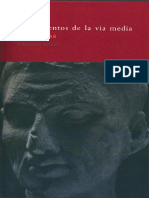 Nāgārjuna, Juan Arnau Navarro - Fundamentos de la vía media-Siruela (2011).pdf
