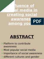 social media (presentation)