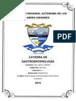 CUADRO COMPARATIVO ENTRE HEPATOPATIAS AGUDAS Y CRONICAS