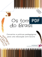 Cartilha OS TONS DO BRASIL