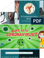 El Coronavirus a La Luz de La Fe