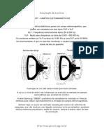 Manutenção de Monitores - CRT Campos Eletromagnéticos