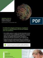Deloitte PY - Medidas del Parguay ante COVID-19 al 27 03 2020