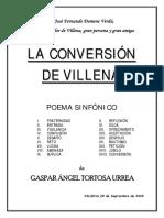 La conversión de Villena
