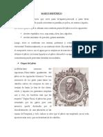 MARCO HISTÓRICO DE LOS JABONES