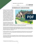 Book on Landscape Design