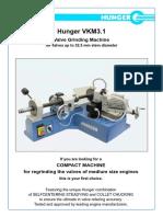 Hunger VKM3.1 valve griding machine.pdf