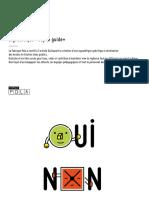Signalétique Guy le Guide • Guillaumit • Pola