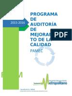 PROGRAMA DE AUDITORÍA DE MEJORAMIENTO DE LA CALIDAD.docx