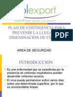 CAPACITACIÓN PLAN DE CONTINGENCIA covid-19