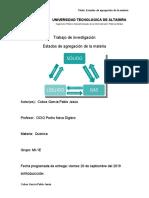 UNIVERSIDAD TECNOLOGICA DE ALTAMIRA                                       Organismo Público Descentralizado de la Administración Pública Estatal