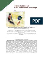 ASPECTOS ESENCIALES DE LA ESPERANZA DEL EVANGELIO