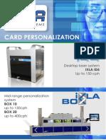 Card_solutions - IXLA model printer