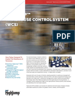 Automation-HighJump-Warehouse-Control-System-Datasheet