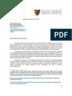 Carta a Presidente Excepcion Misa
