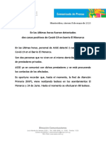 DOS CASOS POSITIVOS COVID-19 EN BARRIO EL MONARCA.pdf