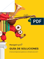 Guia de Soluciones ManageEngine