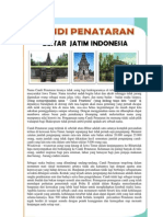 Candi Penataran Blitar Jatim Indonesia