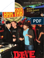 Bartab January 2011